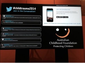 Australian-Childhood-Foundation-Tweetboard
