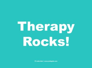 Therapy Rocks Turquoise