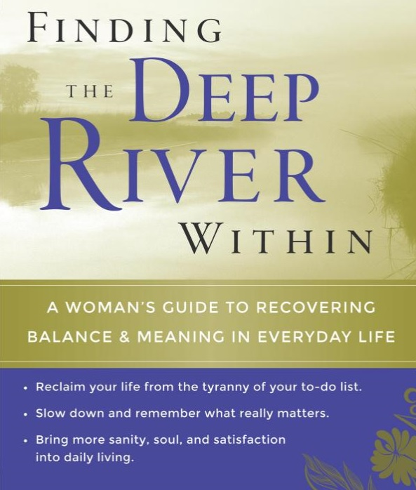 Woman from deep river