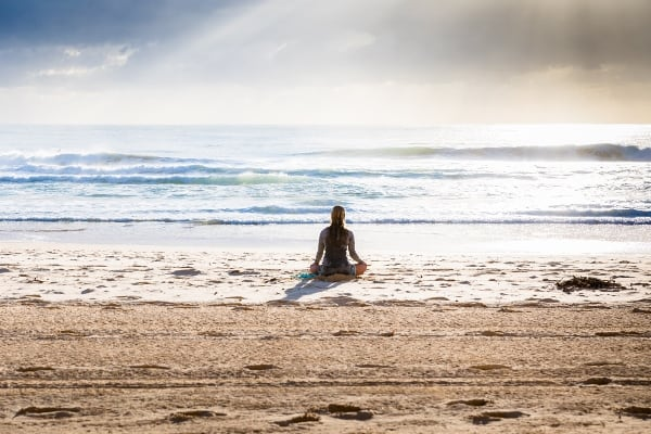 Meditation in Manly