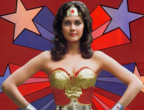 Build Your Body Confidence with the Wonder Woman Power Pose